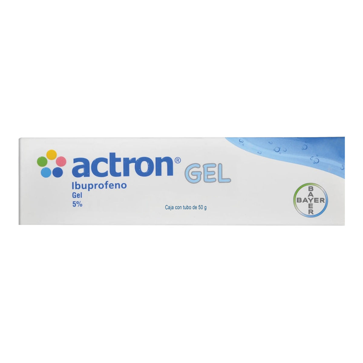 Actron 5% 1 Tubo Gel 100 Gr