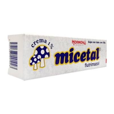 Comprar Micetal Crema 1 % 1 Tubo 30 Gr