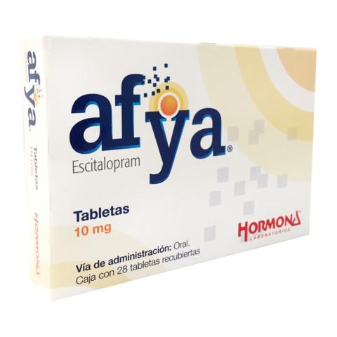 Comprar Afya 10 Mg 1 Caja 28 Tabletas