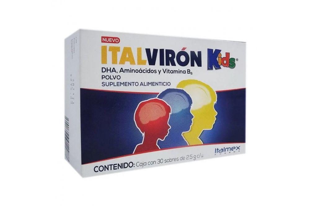 Comprar Italviron Kids 30 2.5 Gr Caja 30 Sobres