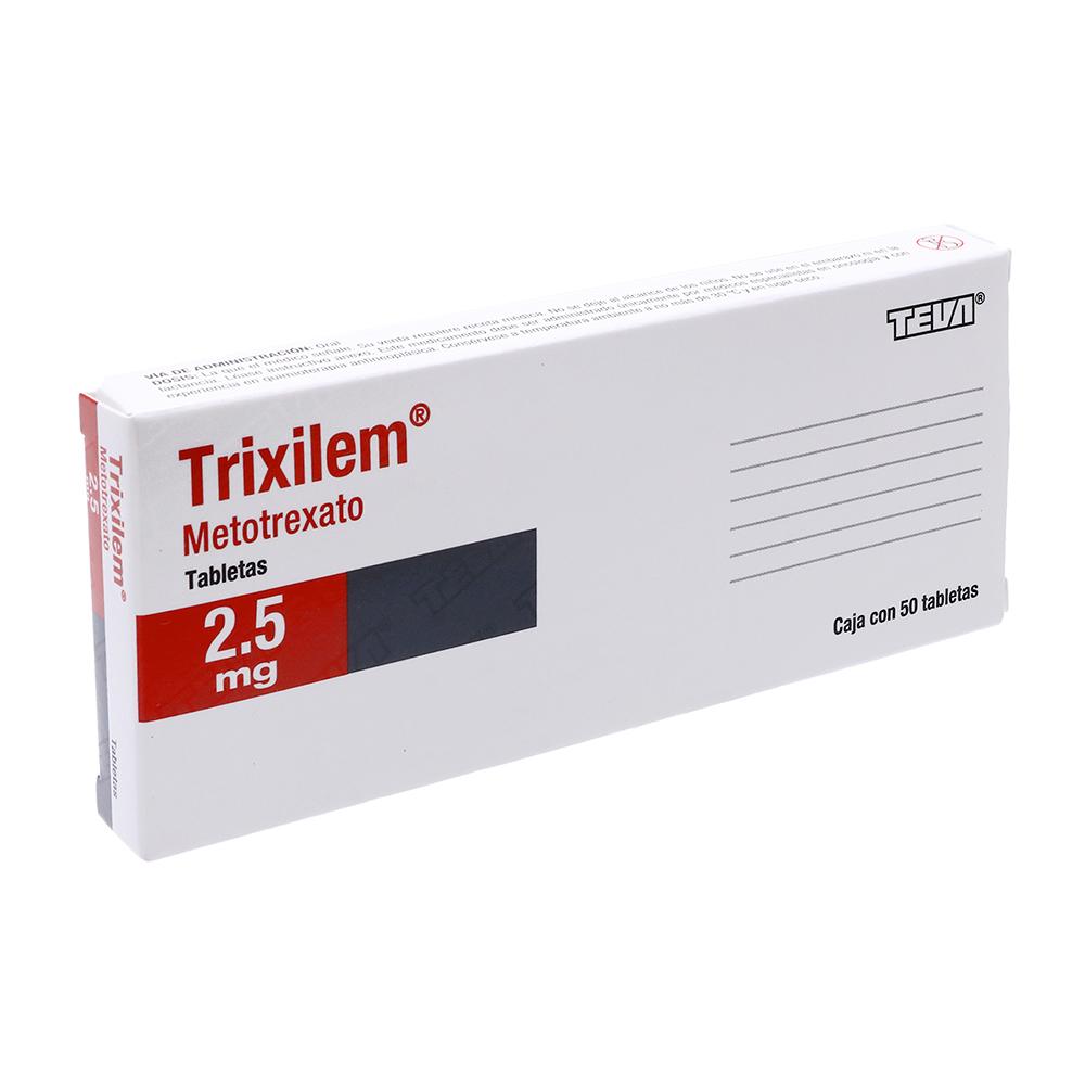 Trixilem 2.5 Mg Caja 50 Tabletas
