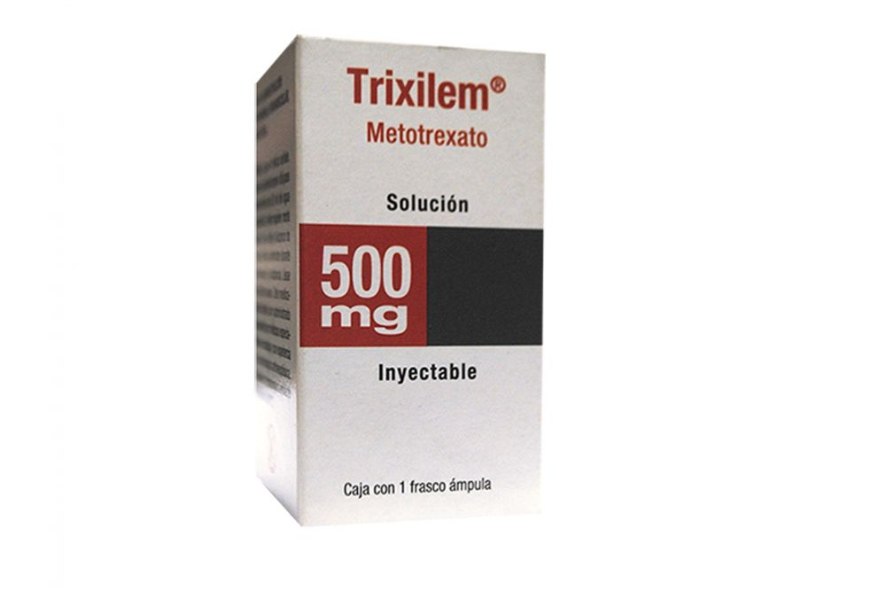Trixilem Ru 500 Mg 1 Caja 1 Frasco Ampula 20 Ml