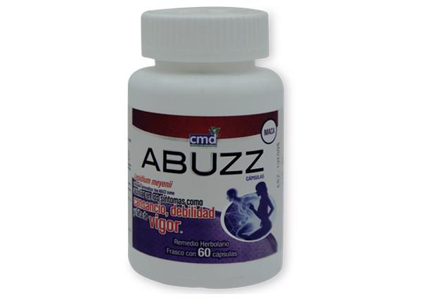 ABUZZ 60 CAPS 0.57 G