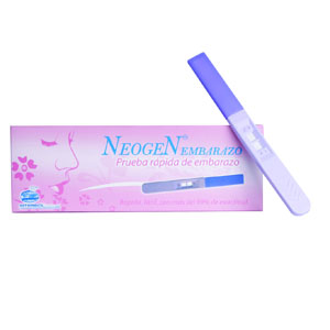 Comprar Prueba Embarazo Neogen Caja