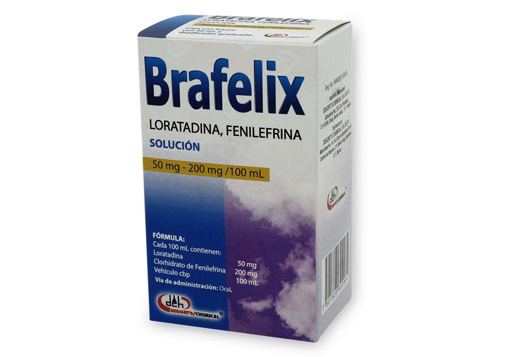 Comprar online BRAFELIX 1 GOT 200/50MG/30 ML