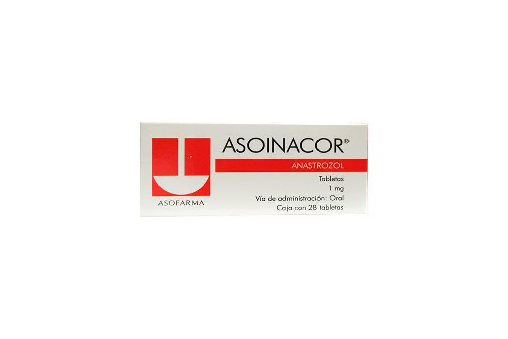 Comprar Asoinacor 1 Mg 1 Caja 28 Tabletas