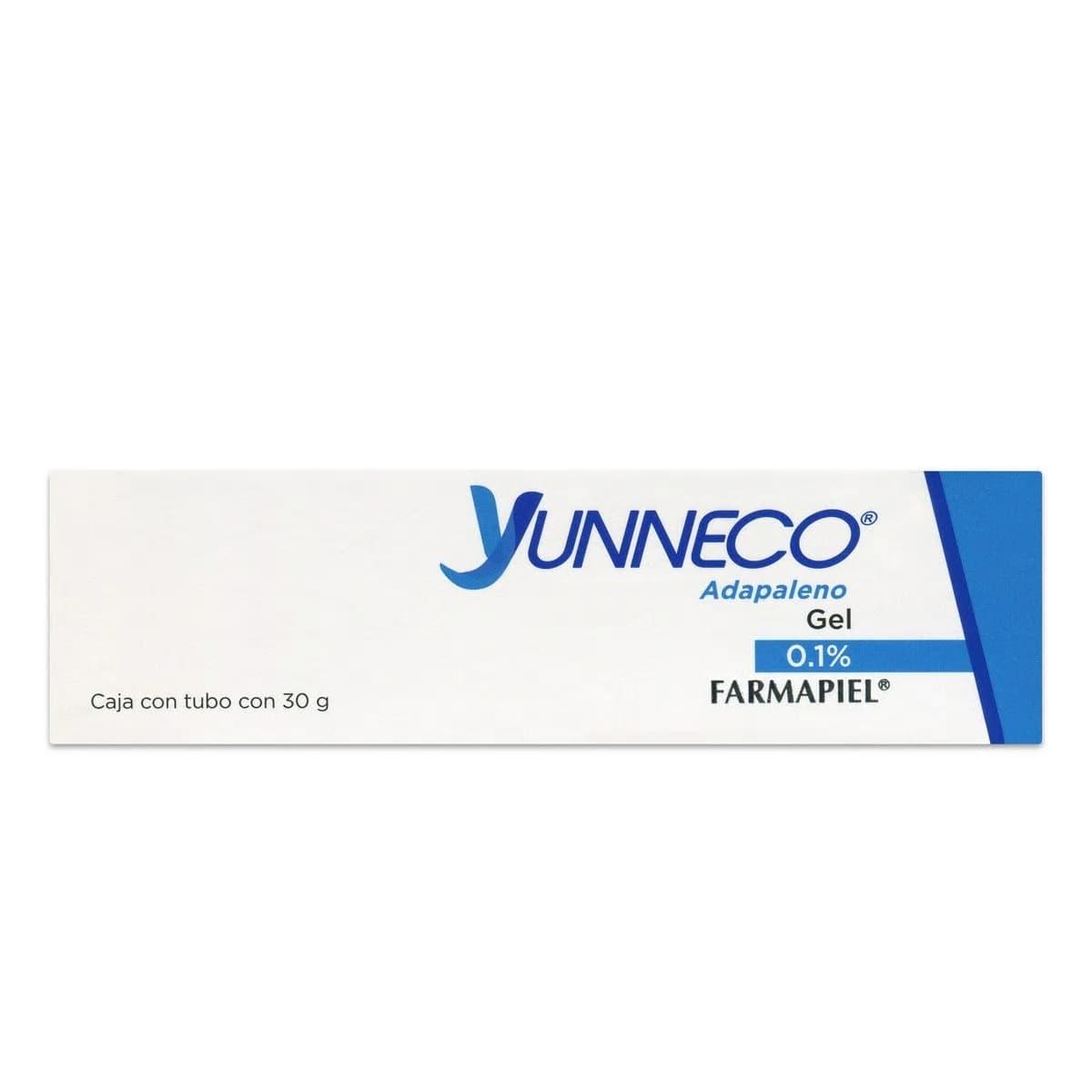 Comprar Yunneco 0.1 % 1 Tubo Gel 30 Gr