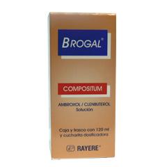 Comprar Brogal 150/1 Mg 1 Frasco Solucion 100 Ml