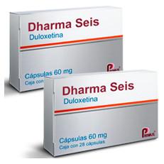 Comprar Dharma-Seis 60 Mg 1 Caja 28 Capsulas