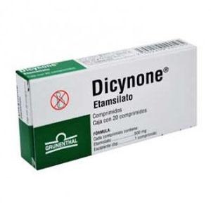 Comprar Dicynone 500 Mg Caja 20 Comprimidos