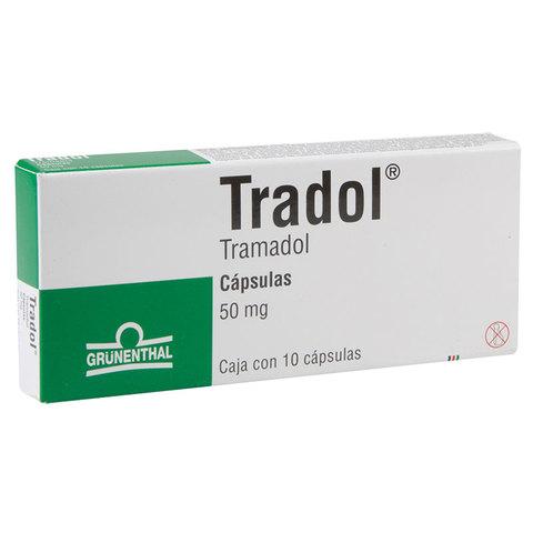 Comprar Tradol 50 Mg Caja 10 Capsulas