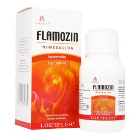 Comprar Flamozin 1 Frasco Suspension 60 Ml