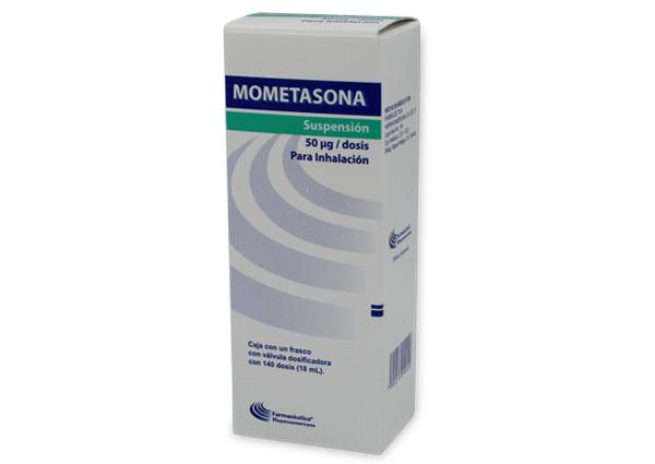 Comprar online MOMETASONA SUSP 140 DOSIS 50MCG/18 ML