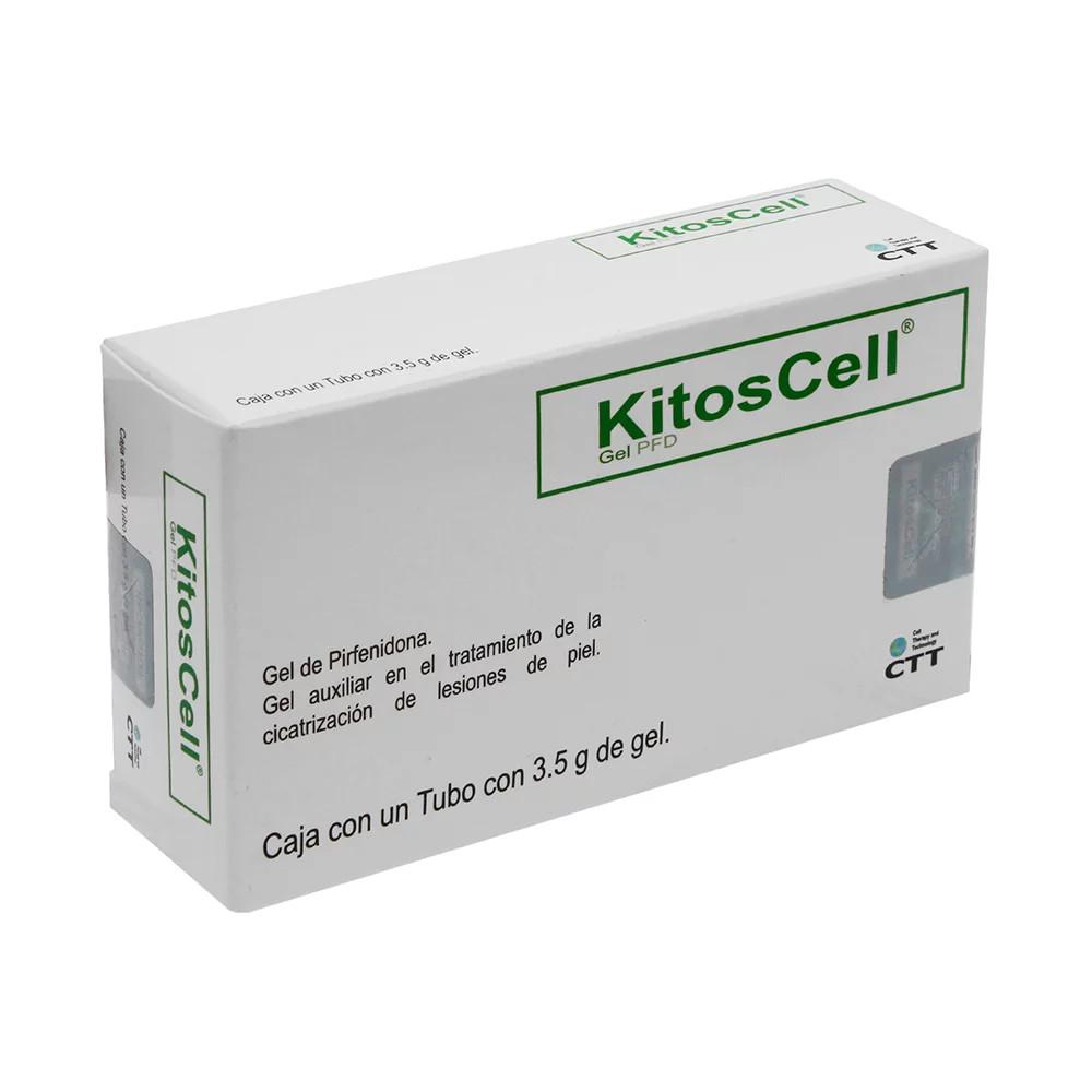 Comprar Kitoscell Gel 8/100 1 Tubo Gel 3.5 Gr