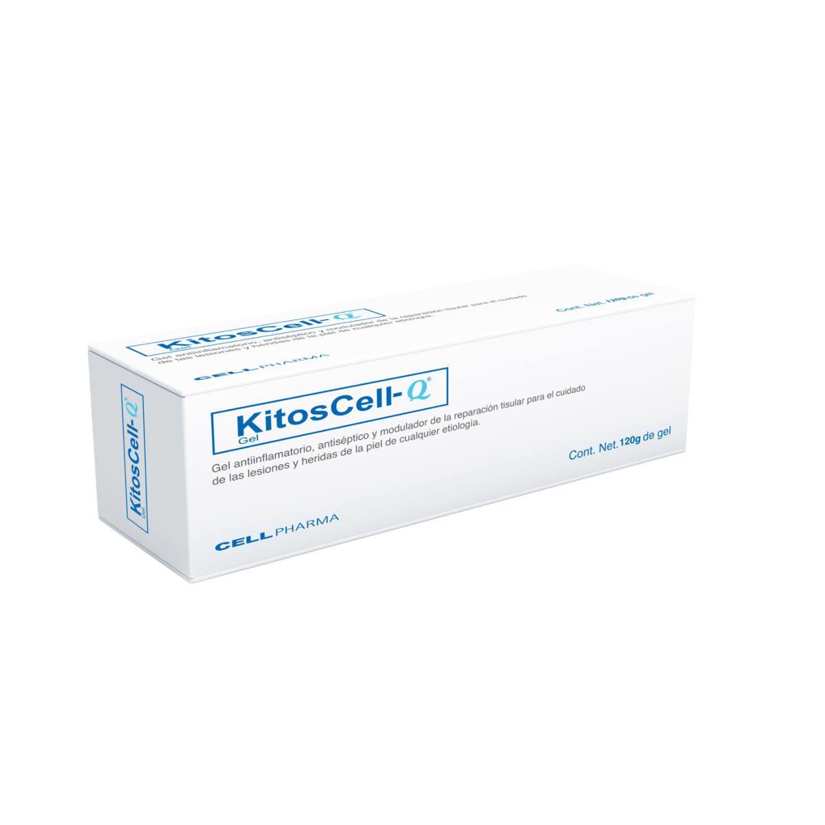 Comprar Kitoscell-Q Gel 1 Tubo Gel 120 Gr