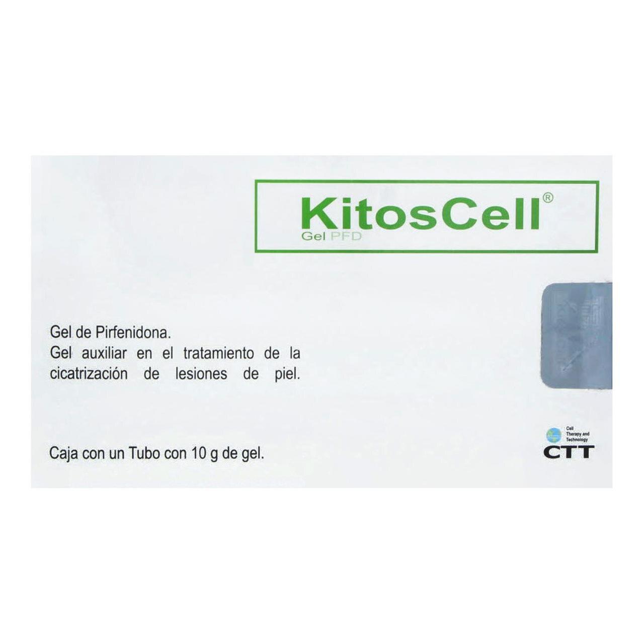 Comprar Kitoscell 10 Gr 1 Tubo Gel