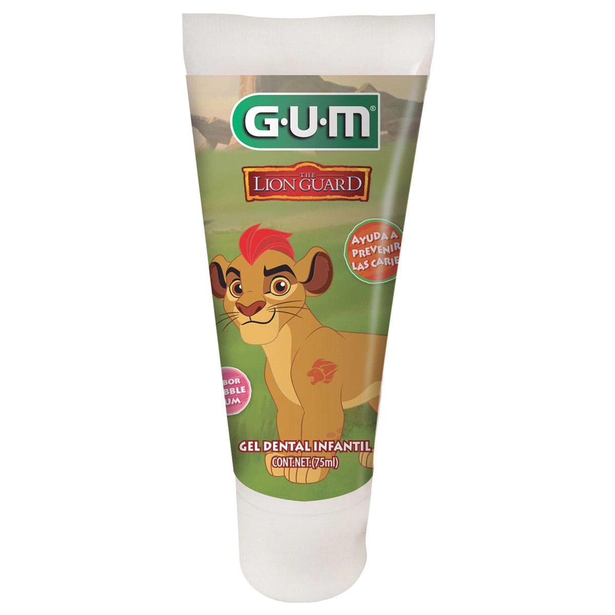 Comprar Gum Crema Dental Inf Lion Guard 1 Tubo 75 Ml