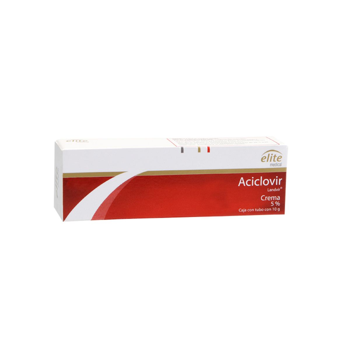 Comprar Aciclovir 5 % 1 Tubo Crema 10 Gr