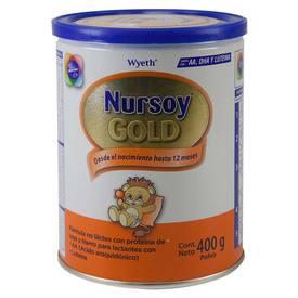 Comprar Nursoy 1 Lata 400 Gr