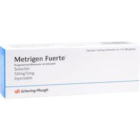 Comprar Metrigen Fuerte 50/5 Mg 1 Frasco Solucion 1 Ml