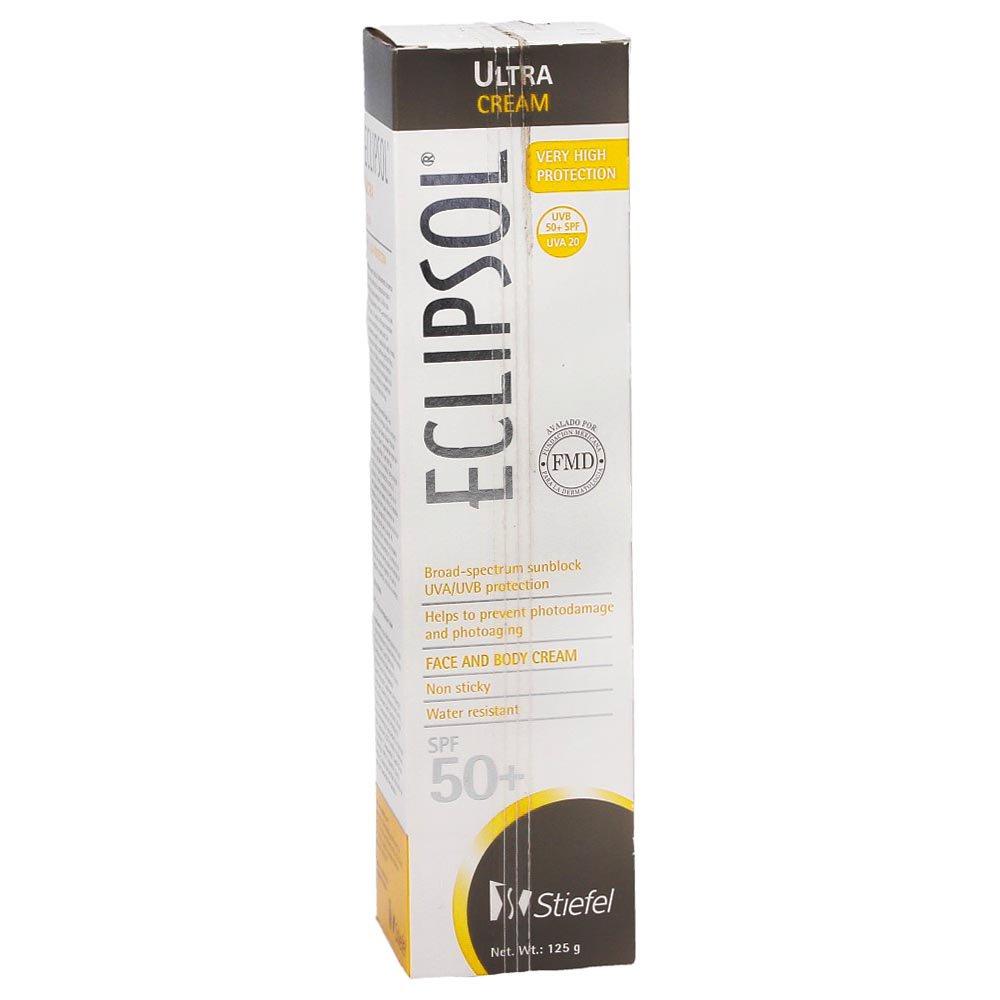 Comprar Eclipsol Ultra Crema Fps 50+ 1 Tubo 125 Gr