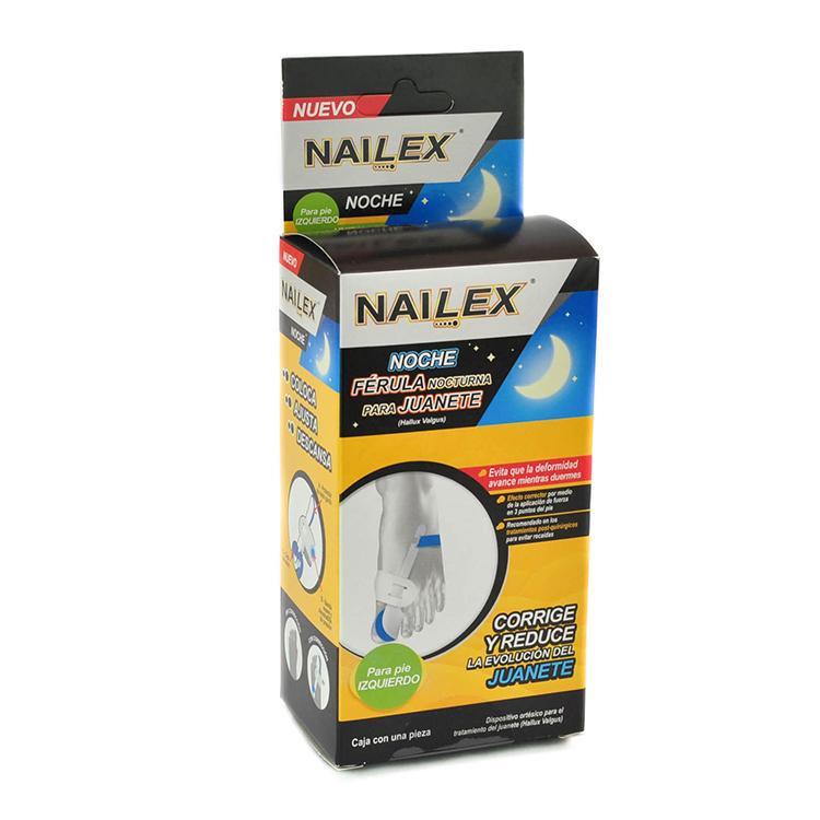 Comprar Nailex Ferula Nocturna Izquierda 1 Pieza