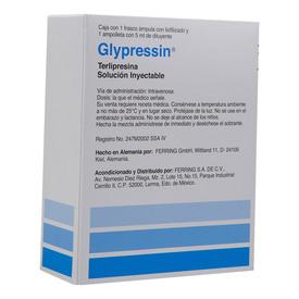 Comprar Glypressin 1 Mg Caja 1 Ampolleta 5 Ml