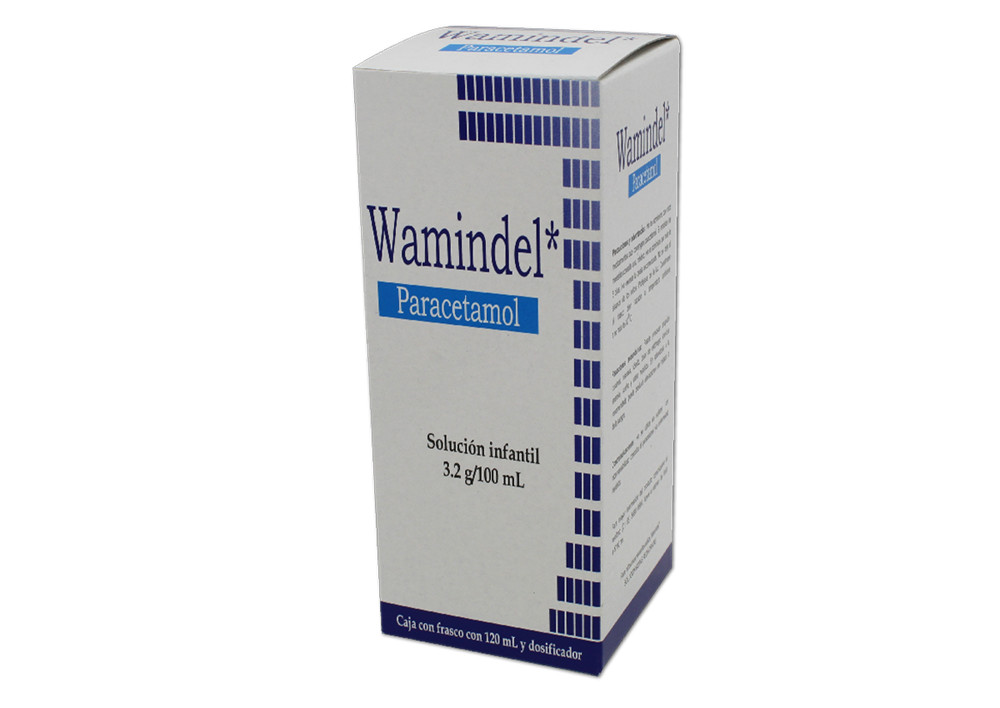 WAMINDEL 1 SOL 3.20G/120 ML