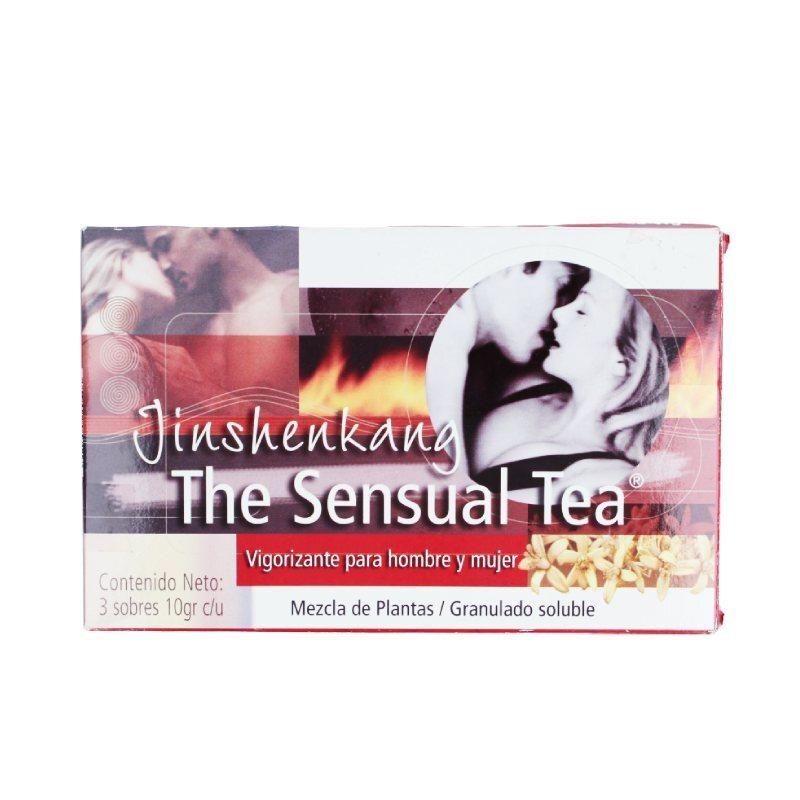Sensual Tea Caja 3 Sobres