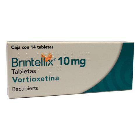 Comprar Brintellix 10 Mg Caja 14 Tabletas