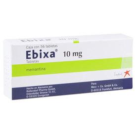 Comprar Ebixa 10Mg 10 Mg Caja 56 Tabletas