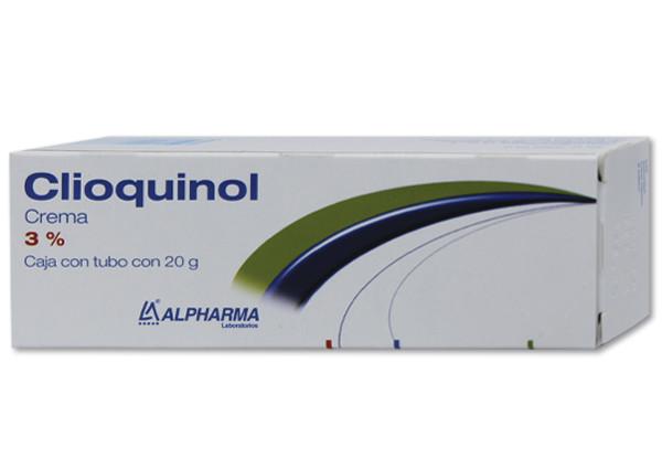 CLIOQUINOL 1 CMA 3% 20 G