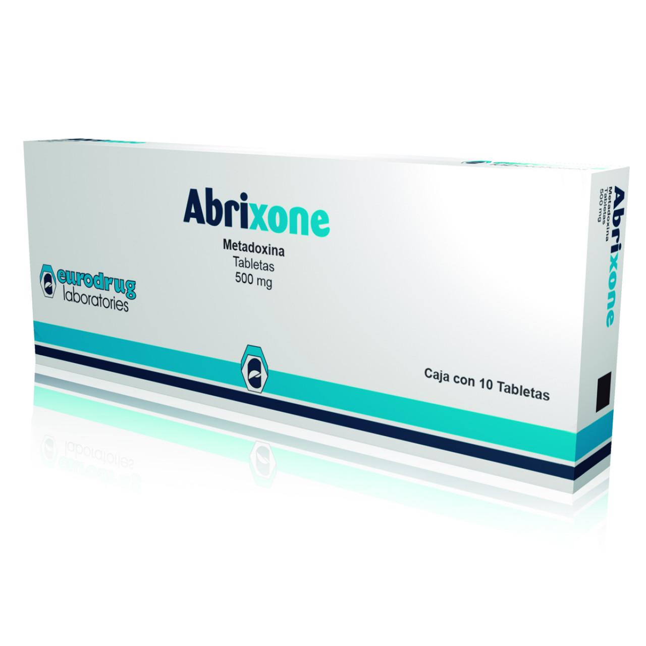 Comprar Abrixone 500 Mg Caja 10 Tabletas
