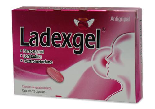 Comprar Ladexgel Caja 12 Capsulas