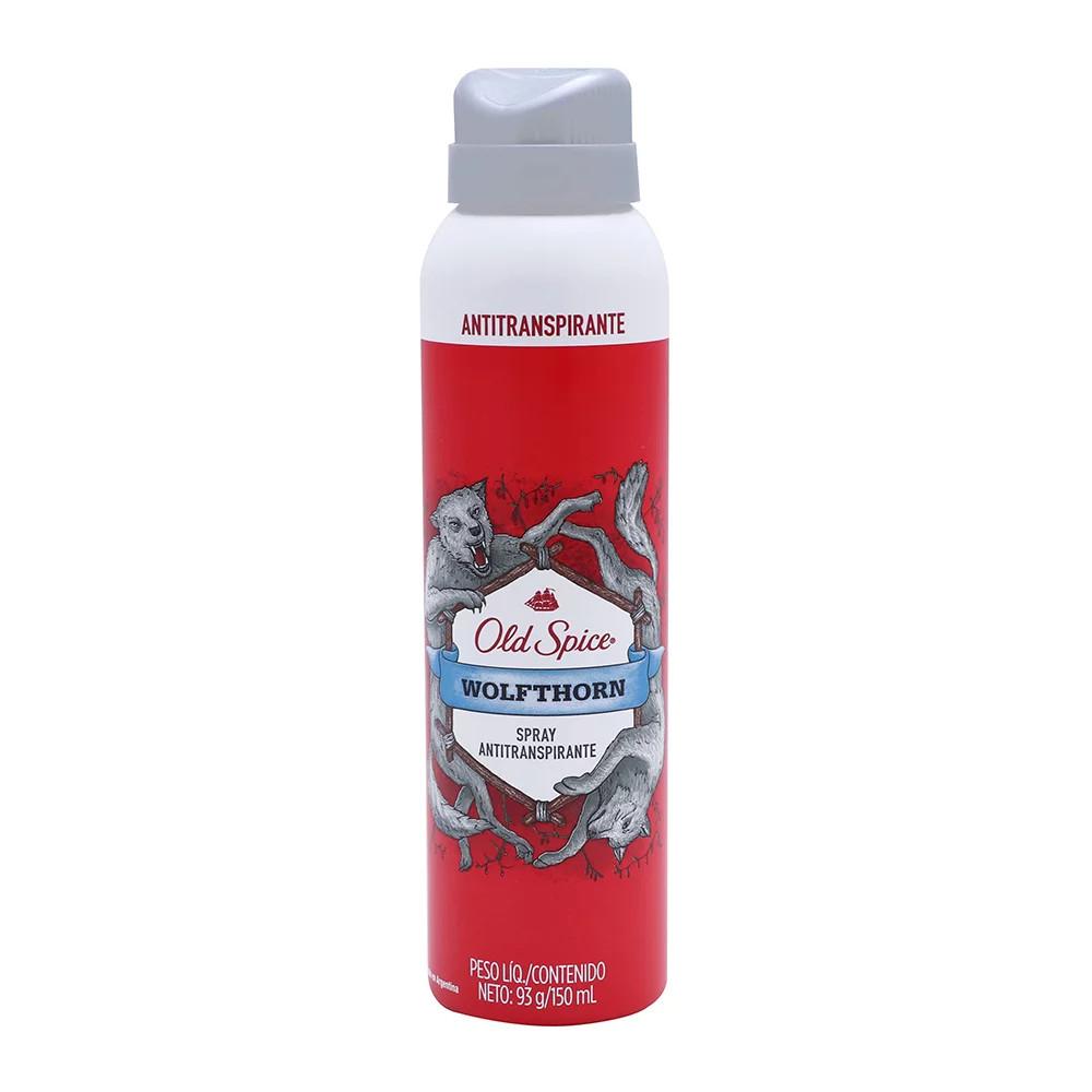 Comprar Old Spice Wolf 1 Bote Spray 150 Ml