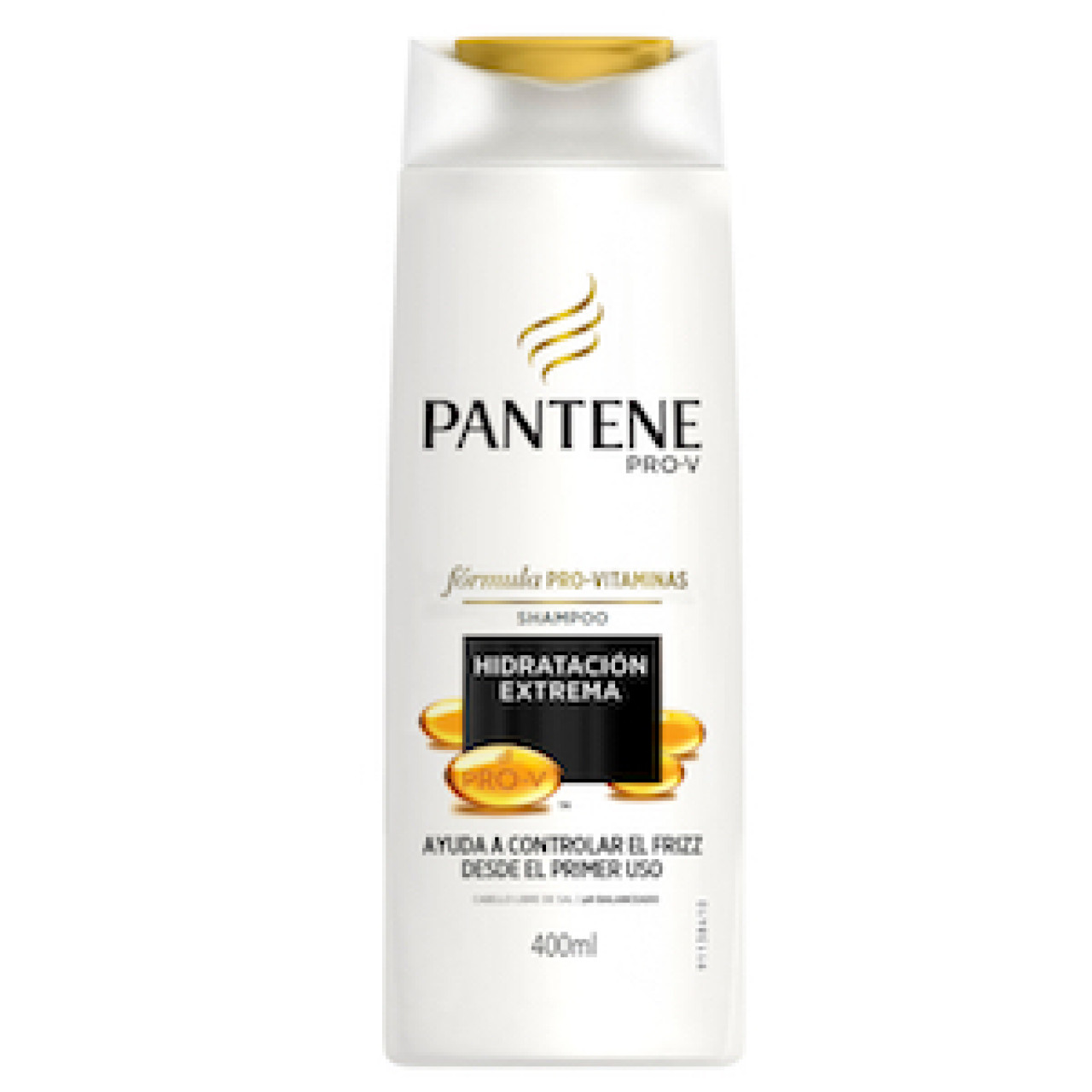 Comprar Pantene Hidrocauterizacion 1 Botella Shampo 400 Ml