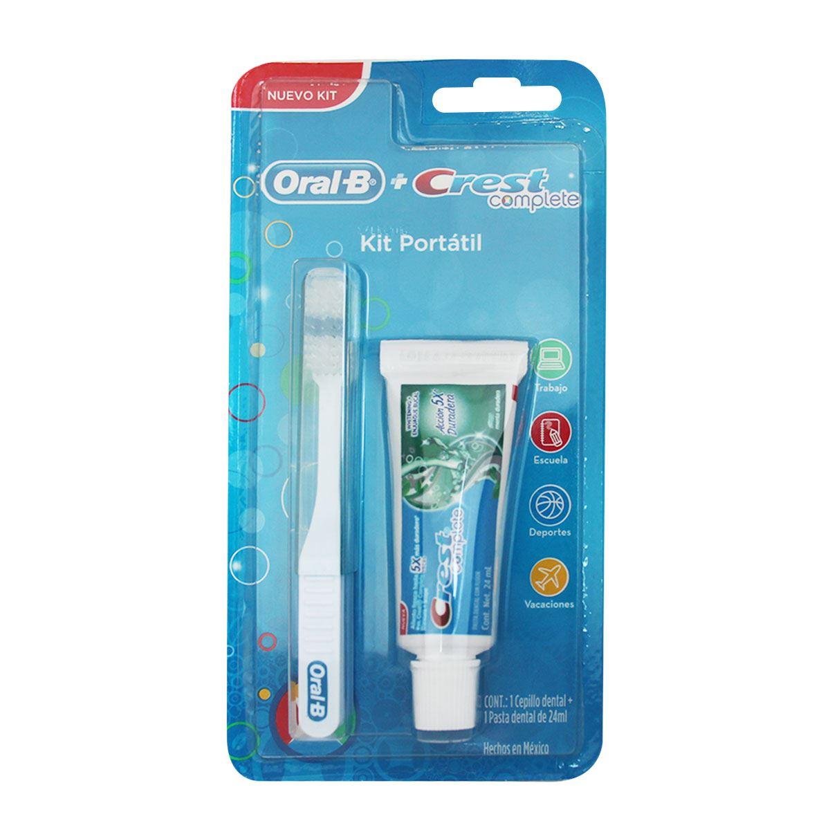 Comprar Oral B + Crest 1 Kit