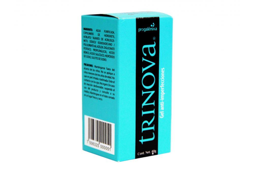 Comprar Trinova Antiimperfeccion 1 Tubo Gel 40 Gr