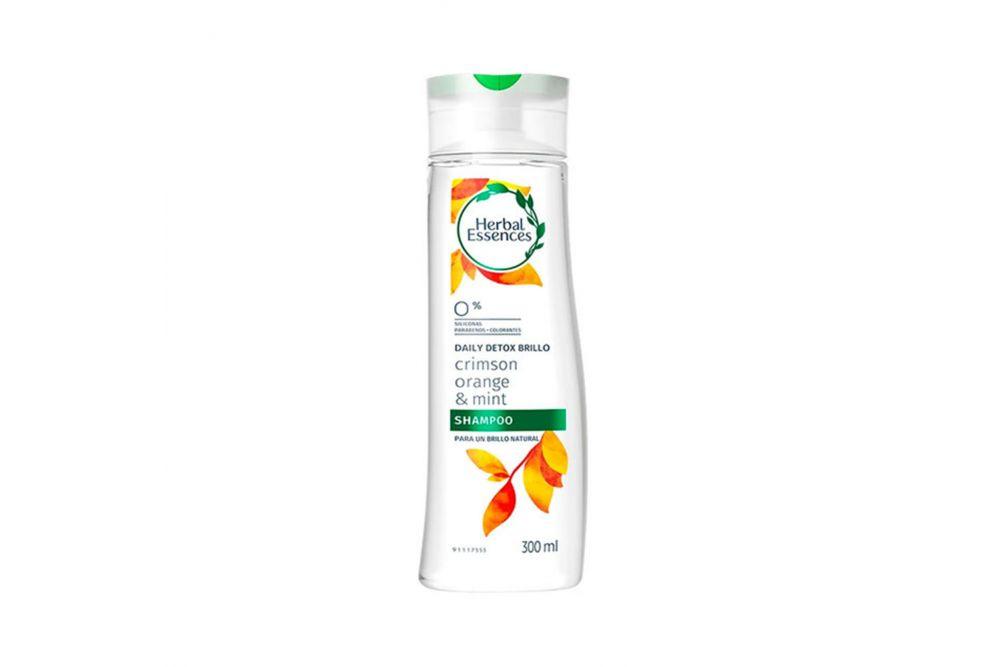Comprar Herbal Essence Al Desnudo 1 Botella Shampoo 300 Ml