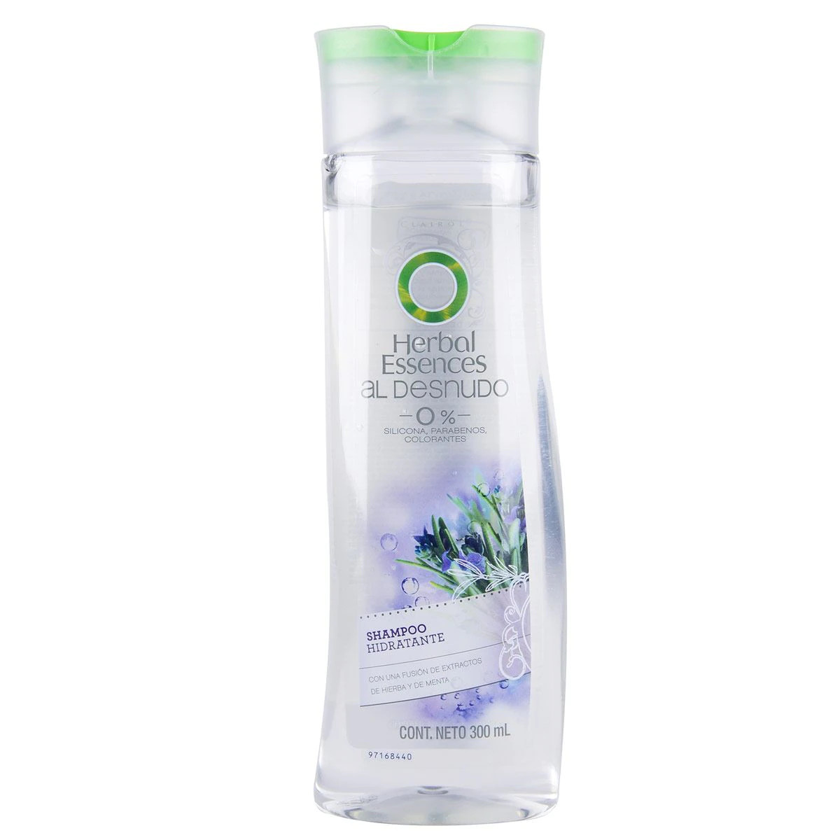 Comprar Herbal Essence Al Desnudo Hidratante 1 Botella Shampoo 300 Ml