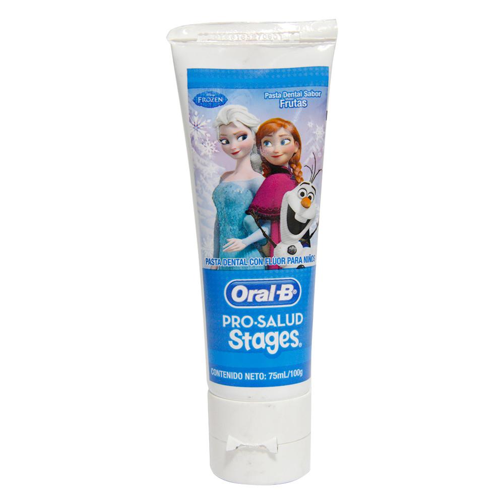Comprar Oral-B Pro Salud Stages Frozen 1 Tubo Crema 100 Gr