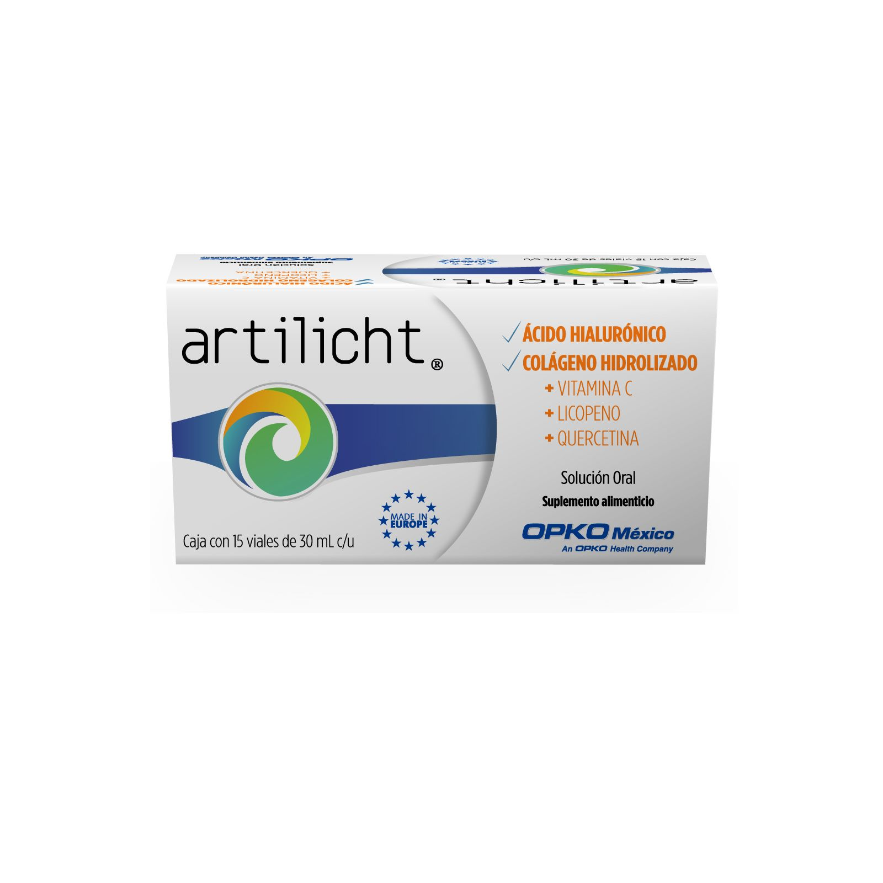 Comprar Artilicht 1 Caja 15 Viales 30 Ml