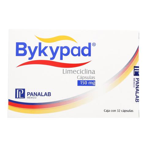 Comprar Bykypad 150 Mg 1 Caja 32 Capsulas