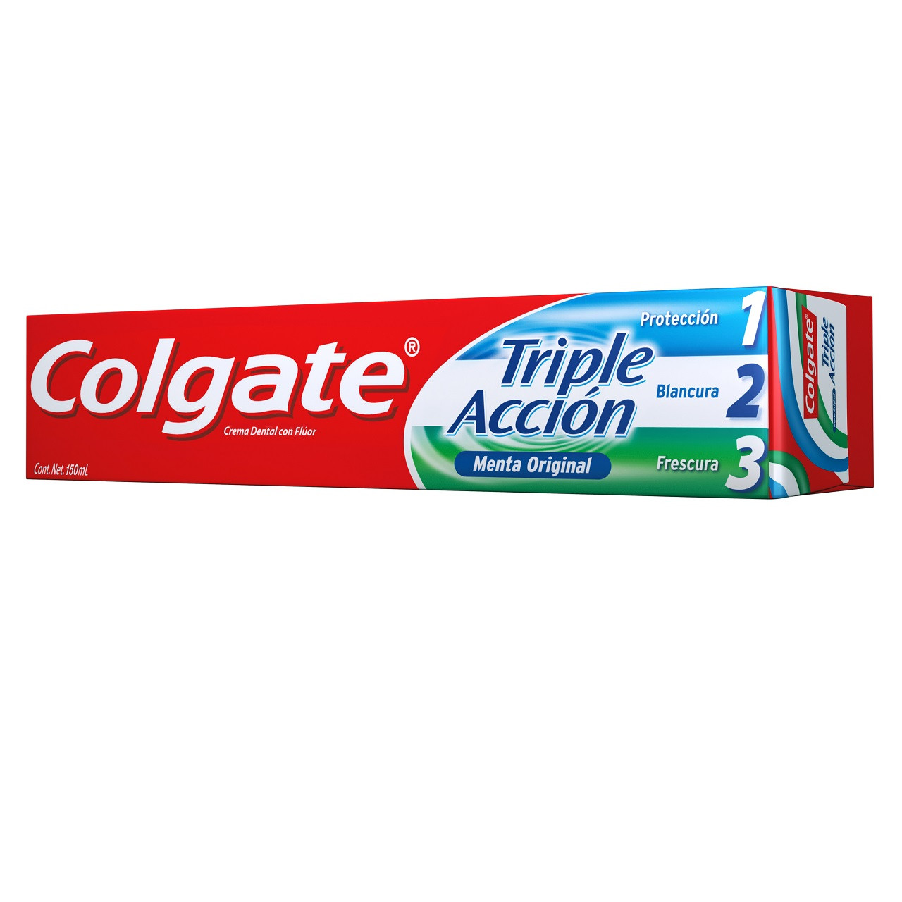 Comprar Colgate Triple Accion 1 Tubo 150 Ml