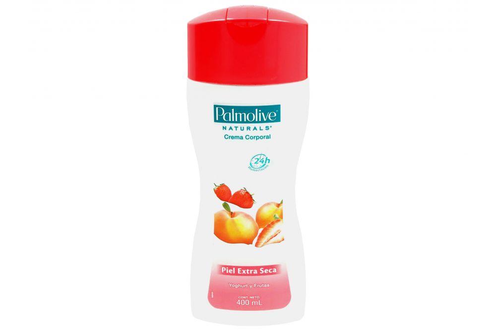 Comprar Palmolive Hydra Naturals Yogurt Y Frutos 1 Frasco Crema 400 Ml