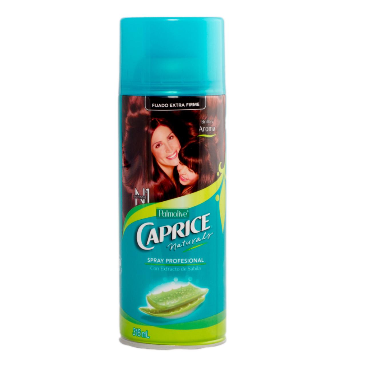 Comprar Caprice Naturals Extra Sabila 1 Frasco Spray 316 Ml