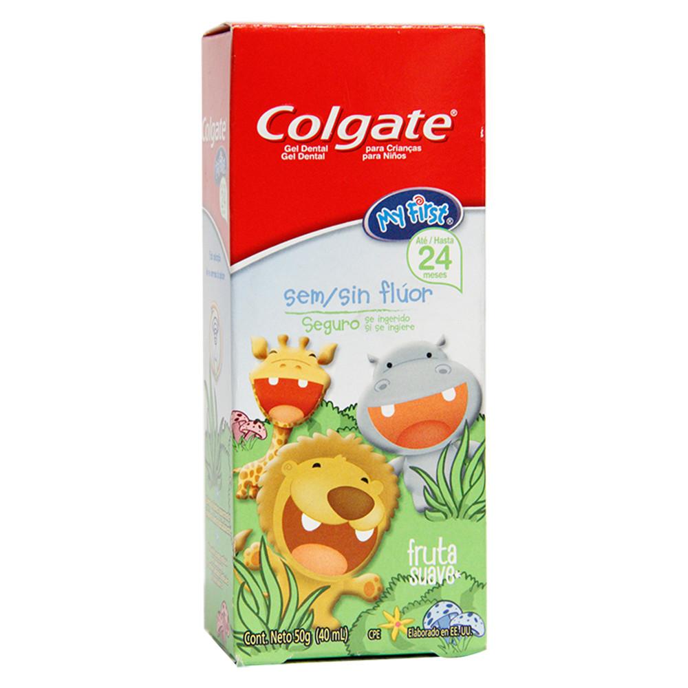 Comprar Colgate P/ Niños 0-2 Años 1 Tubo Gel 50 Gr