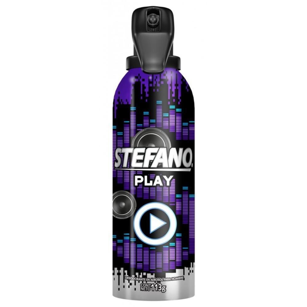 Comprar Stefano Play 1 Bote Spray 113 Gr