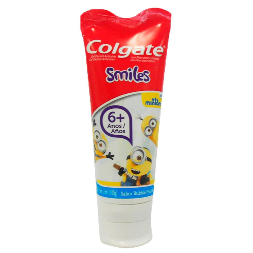 Comprar Colgate Smile Minion 1 Tubo Crema 75 Ml