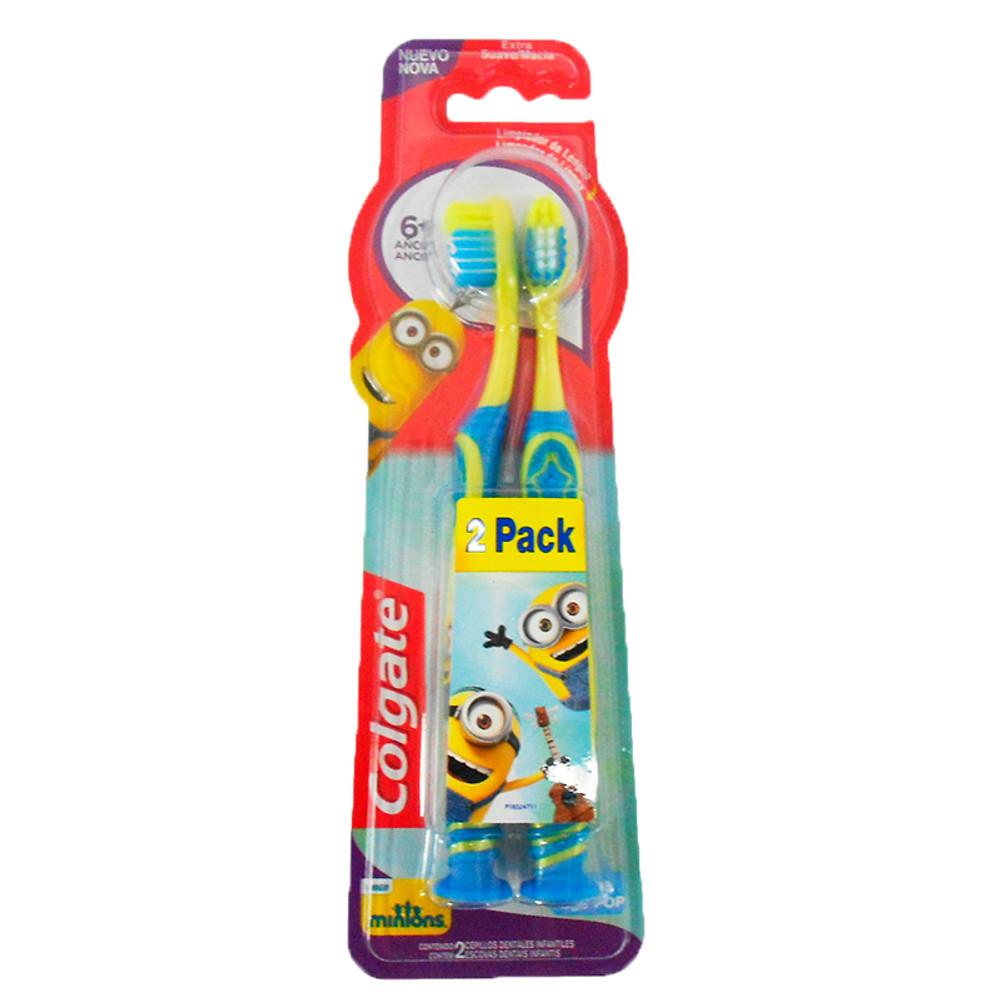 Comprar Colgate Minions Two Pack 1 Blister Cepillo Dental